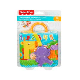 1-TO-5 ACTIVITY BOOK-WB  REF:821-FGJ40