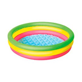 PISCINA INFLABLE ARCOIRIS