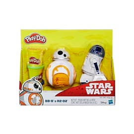 PD STAR WARS BB8 AND R2D2 HASBRO  REF:826-C1041