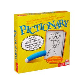 PICTIONARY COD: 821-DKD47